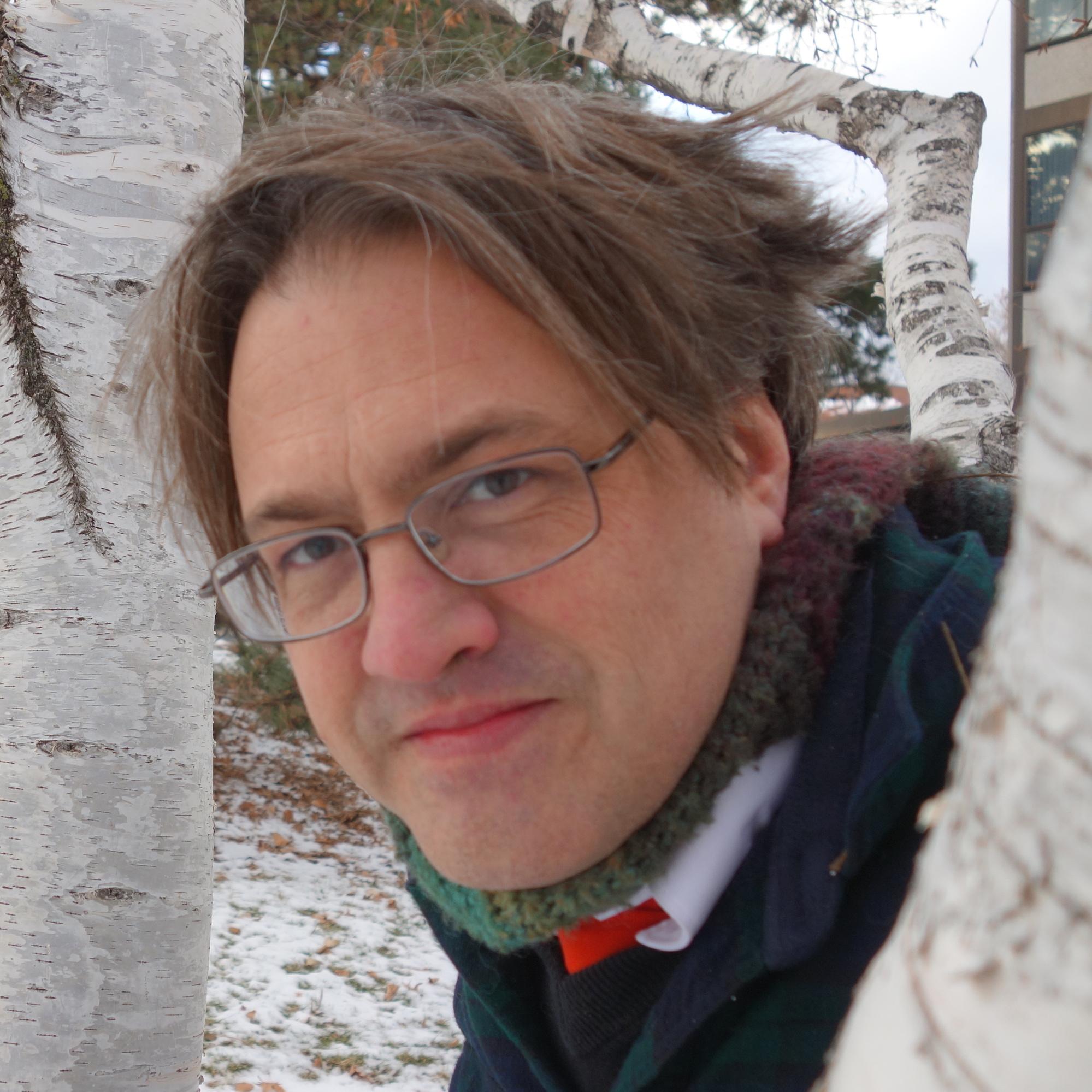 Kurt Knecht | Among Birches
