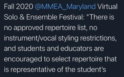 Representative repertoire